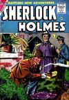 Cover for Sherlock Holmes (Charlton, 1955 series) #1