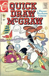 Cover for Quick Draw McGraw (Charlton, 1970 series) #3