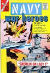 Cover for Navy War Heroes (Charlton, 1964 series) #1
