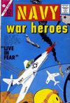 Cover for Navy War Heroes (Charlton, 1964 series) #2
