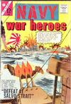 Cover for Navy War Heroes (Charlton, 1964 series) #3