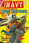 Cover for Navy War Heroes (Charlton, 1964 series) #4