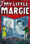 Cover for My Little Margie (Charlton, 1954 series) #1