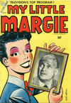 Cover for My Little Margie (Charlton, 1954 series) #3