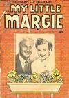 Cover for My Little Margie (Charlton, 1954 series) #4