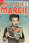 Cover for My Little Margie (Charlton, 1954 series) #8