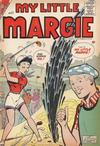 Cover for My Little Margie (Charlton, 1954 series) #17