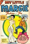 Cover for My Little Margie (Charlton, 1954 series) #22