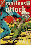 Cover for Marines Attack (Charlton, 1964 series) #4