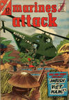 Cover for Marines Attack (Charlton, 1964 series) #8