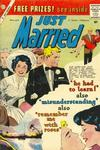 Cover for Just Married (Charlton, 1958 series) #11