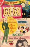 Cover for Go-Go (Charlton, 1966 series) #5