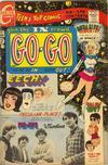 Cover for Go-Go (Charlton, 1966 series) #8