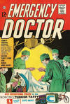 Cover for Emergency Doctor (Charlton, 1963 series) #1