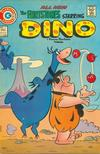 Cover for Dino (Charlton, 1973 series) #3