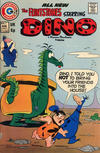 Cover for Dino (Charlton, 1973 series) #5