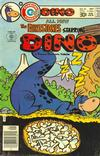 Cover for Dino (Charlton, 1973 series) #18