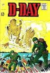 Cover for D-Day (Charlton, 1963 series) #1