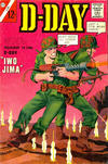 Cover for D-Day (Charlton, 1963 series) #2