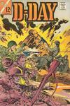 Cover for D-Day (Charlton, 1963 series) #4