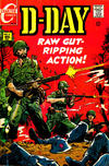 Cover for D-Day (Charlton, 1963 series) #6