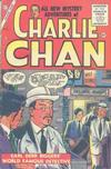 Cover for Charlie Chan (Charlton, 1955 series) #8