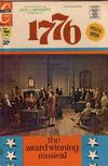 Cover for 1776 [Charlton Classics Library] (Charlton, 1973 series) #1
