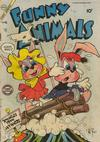 Cover for Funny Animals (Charlton, 1954 series) #86