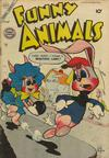 Cover for Funny Animals (Charlton, 1954 series) #87