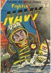 Cover for Fightin' Navy (Charlton, 1956 series) #84