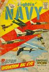 Cover for Fightin' Navy (Charlton, 1956 series) #98
