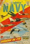 Cover for Fightin' Navy (Charlton, 1956 series) #98