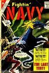 Cover for Fightin' Navy (Charlton, 1956 series) #99
