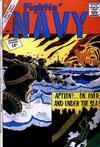 Cover for Fightin' Navy (Charlton, 1956 series) #104