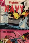 Cover for Fightin' Navy (Charlton, 1956 series) #113