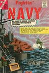 Cover for Fightin' Navy (Charlton, 1956 series) #116