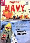 Cover for Fightin' Navy (Charlton, 1956 series) #119