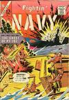 Cover for Fightin' Navy (Charlton, 1956 series) #121