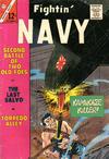 Cover for Fightin' Navy (Charlton, 1956 series) #122