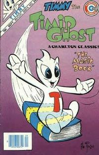 Cover Thumbnail for Timmy the Timid Ghost (Charlton, 1967 series) #24