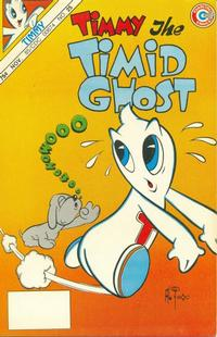 Cover Thumbnail for Timmy the Timid Ghost (Charlton, 1967 series) #25