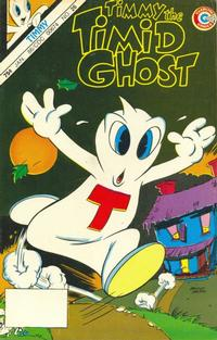 Cover Thumbnail for Timmy the Timid Ghost (Charlton, 1967 series) #26