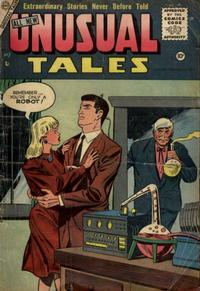Cover Thumbnail for Unusual Tales (Charlton, 1955 series) #2