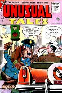 Cover Thumbnail for Unusual Tales (Charlton, 1955 series) #5