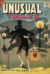 Cover Thumbnail for Unusual Tales (Charlton, 1955 series) #10