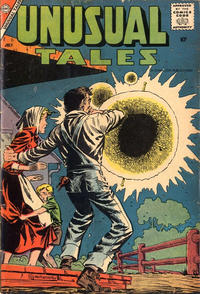 Cover Thumbnail for Unusual Tales (Charlton, 1955 series) #12
