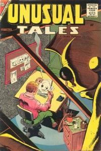 Cover Thumbnail for Unusual Tales (Charlton, 1955 series) #13