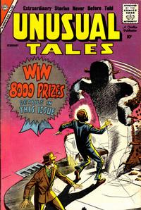 Cover Thumbnail for Unusual Tales (Charlton, 1955 series) #15