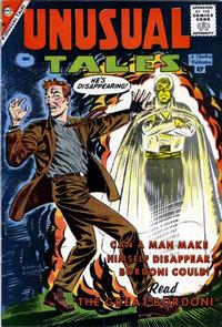 Cover Thumbnail for Unusual Tales (Charlton, 1955 series) #16