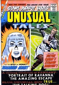 Cover Thumbnail for Unusual Tales (Charlton, 1955 series) #17